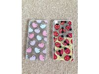 Two iPhone 6 covers
