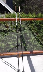 Batons Skis de Fond -Patin- Swix Comp CTS Composite