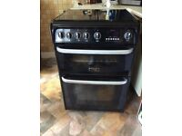 CANNON double oven cooker