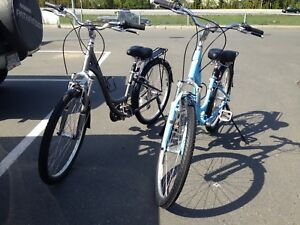 REDUCED! Specialized Comfort Bikes - Matching Pair