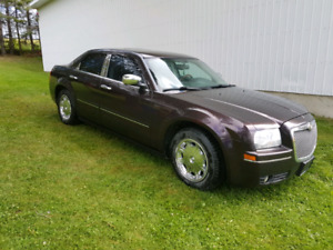 2005 Chrysler 300 V6