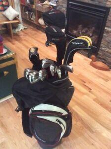 TITLEIST Golf Clubs Set + Scotty Cameron Putter + Bag  Full Set