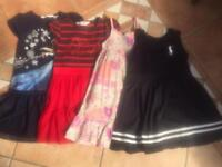 Large bundle of girls clothes - aged 3-4yrs