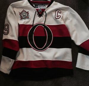 Ottawa senator jersey
