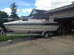 Boat for sale 19 foot