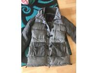 Superdry thick coat