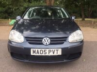 VW GOLF 2.0 SDI BLUE 5 DOOR Granted Genuine Millage 93000