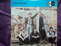 Rare Los Bravos Vinyl Record