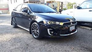 2016 Mitsubishi Lancer Awc loaded
