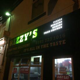 Established Fast Food Takeaway for sale