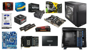 Looking for used PC parts for my next PC build