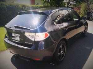 Subaru Impreza, bas kilo, excellente occasion