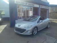 2009 Peugeot 308 COUPE GT 2.0HDi ,fulll history