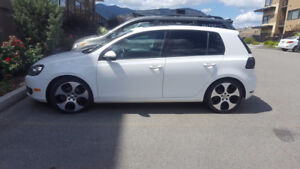 GTI RIMS AND TIRES