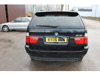 BMW e53 Facelift 3.0d breaking for parts ! 2006 year