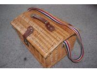 Brand New Wicker Picnic Basket