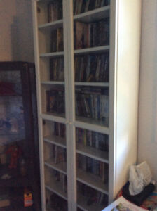 DVD multipurpose Book cabinets 2 All offers considered moving