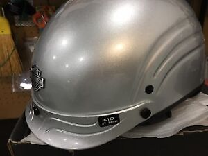 Lady's Harley Davidson Skyline Half Helmet Size Medium