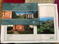 Lulworth Castle entry tickets
