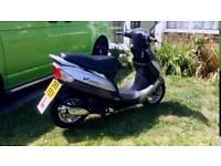Peugeot V Clic 50cc Leaner Legal (Lexmoto Scout/ Baotian BT50)