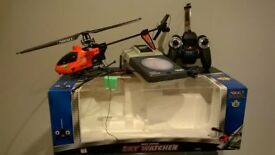 radio/infra red controlled helicopters
