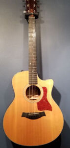 Taylor 316ce Acoustic Guitar with Expression Pickup System