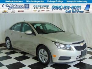 2014 Chevrolet Cruze * LT Sedan * Local Trade * 0.9% Financing *