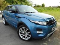 2013 Land Rover Range Rover Evoque 2.2 SD4 Dynamic 3dr Auto Pan Roof ! 20 All...