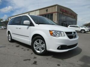2016 Dodge Grand Caravan CREW+, NAV, BT, HTD. SEATS, 29K!