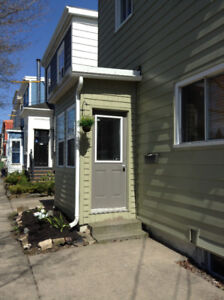 North End, large renovated 2 BR on West St