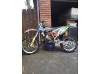 KTM 85 BW 2014 £1600