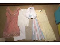 Size 12 Summer Clothing Bundle