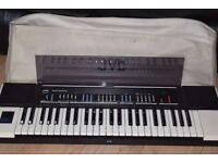 JVC KB-300 KEYBOARD WITH DUST COVER/JAPAN/CAN BE SEEN WORKING