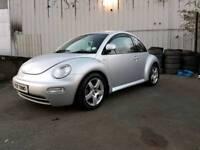 2003 VW Beetle 1.9 tdi