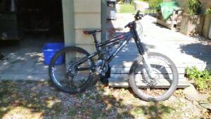 devinci ollie down hill bike