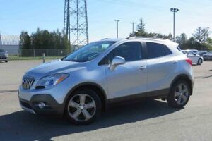 2013 BUICK ENCORE FWD Leather groupe sonore camera arriere démar