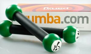 Zumba Toning Sticks (1lb) and DVD