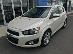 2015 Chevrolet Sonic LTZ ** TURBO ** CUIR