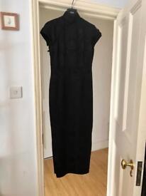 Black Cocktail dress size 8-10