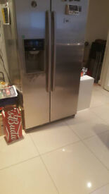 American Fridge Freezer to go £100 with free man and van delivery