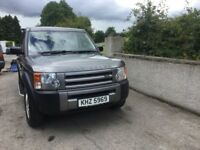 Landrover Discovery GS 7 seater 2008