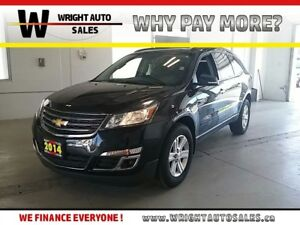 2014 Chevrolet Traverse LT|7 PASSENGER|SUNROOF|97,057 KMS