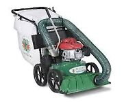 Billy goat kv650sph leaf vacuum