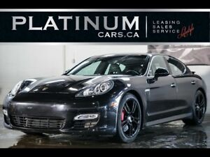 2011 Porsche Panamera TURBO, 500HP AWD, NA