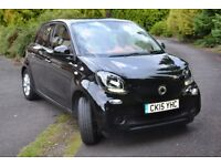 Excellent condition Smart forfour for sale, full mercedes service history
