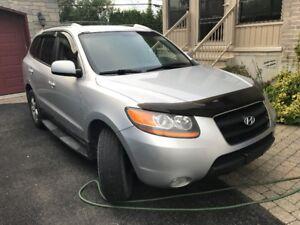 2008 Hyundai Santa Fe VUS