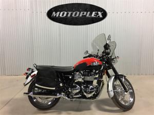 2015 Triumph Bonneville T100
