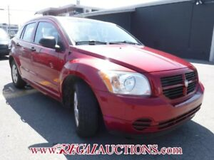 2009 DODGE CALIBER SE 4D HATCHBACK SE