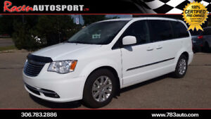 CERTIFIED 2014 Chrysler Town & Country - STOW-N-GO - YORKTON