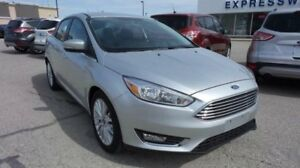 2016 Ford Focus Titanium Leather, Moon, Navi